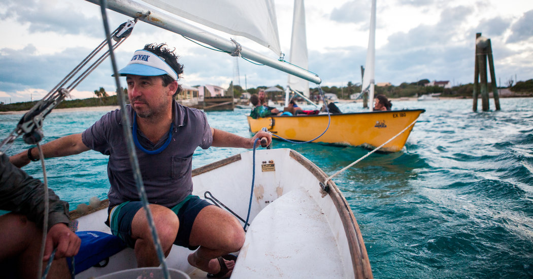 On a Bahamas Sail, 8 Friends Get a Taste of Robinson Crusoe