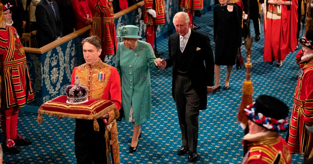 Queen's Speech Promises Brexit Soon, and Ambitious Domestic Agenda