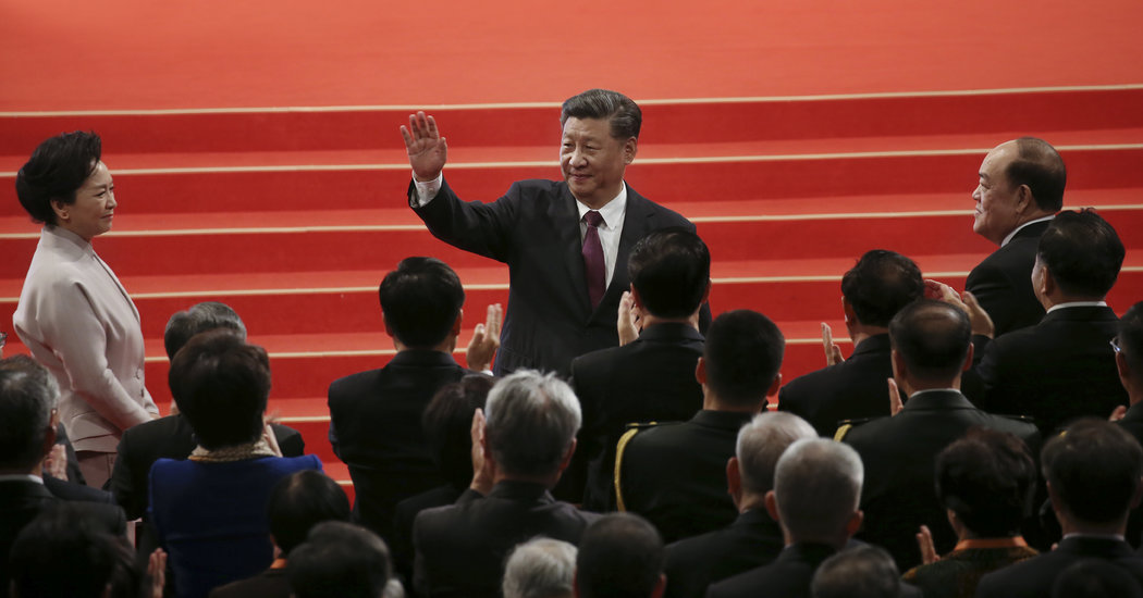 China's Leader Warns Against 'External Forces' in Macau and Hong Kong