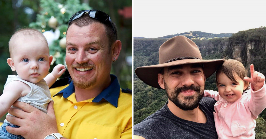 2 Firefighters Die in Australia Fires and Scott Morrison Ends Vacation