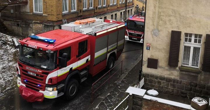 Fire at Czech Asylum Kills at Least 8 and Injures 30 Others