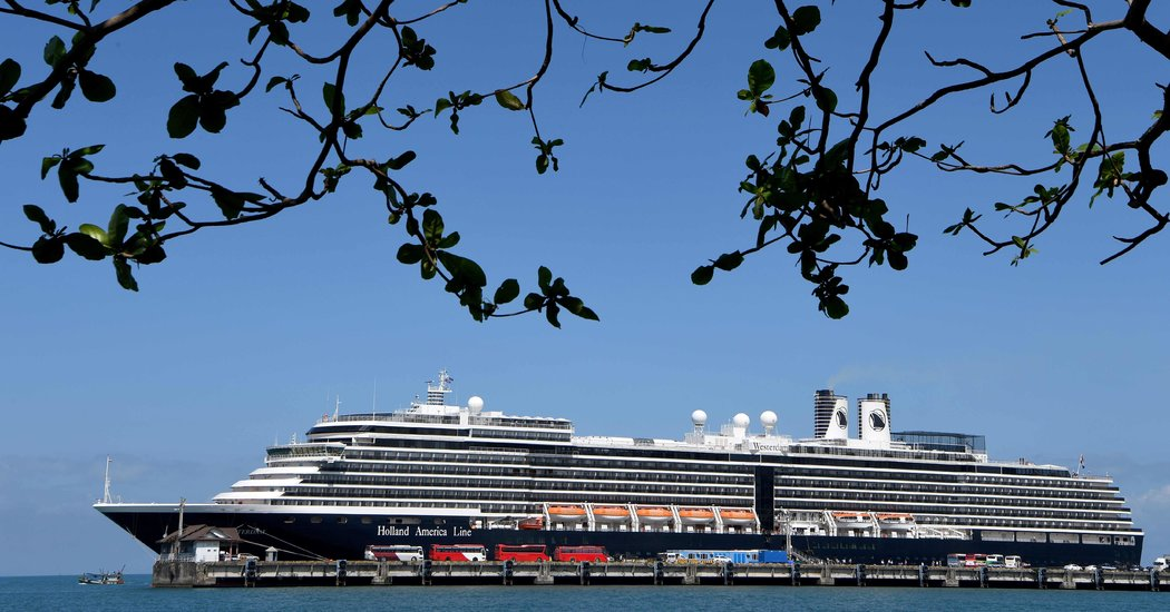 Coronavirus Infection Found After Cruise Ship Passengers Disperse