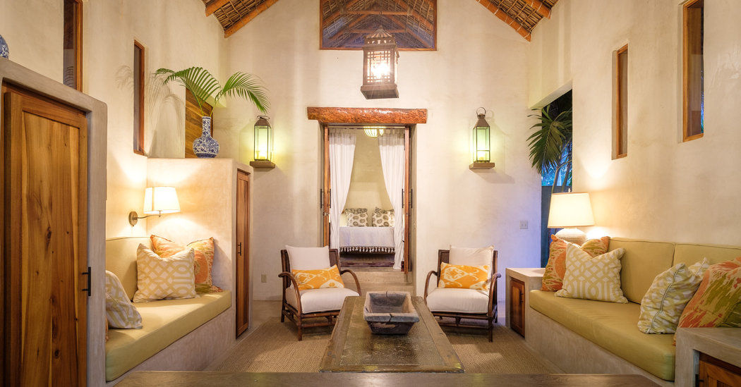 House Hunting in Mexico: A Balinese-Style Compound for $595,000