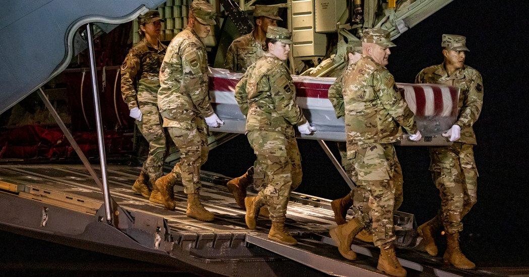 F.B.I. Finds Links Between Pensacola Gunman and Al Qaeda
