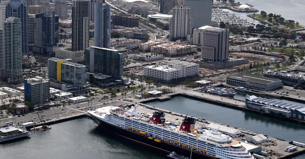 Extending Cruise Ban, C.D.C. Slams Industry for Spreading Coronavirus