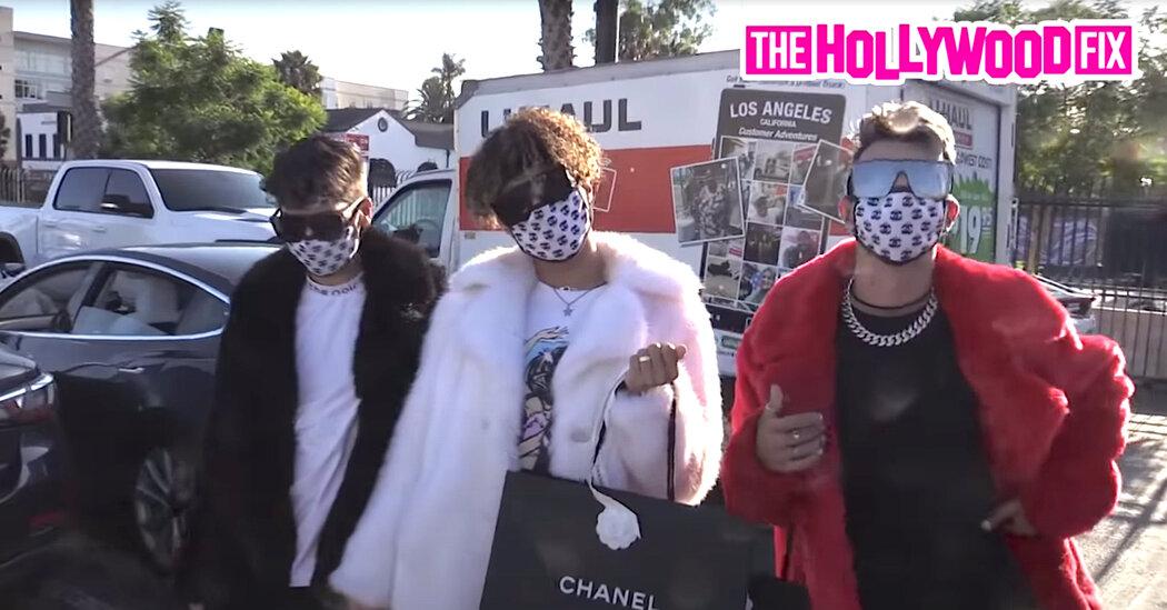 The Hollywood Fix Cornered the Influencer Paparazzi Market