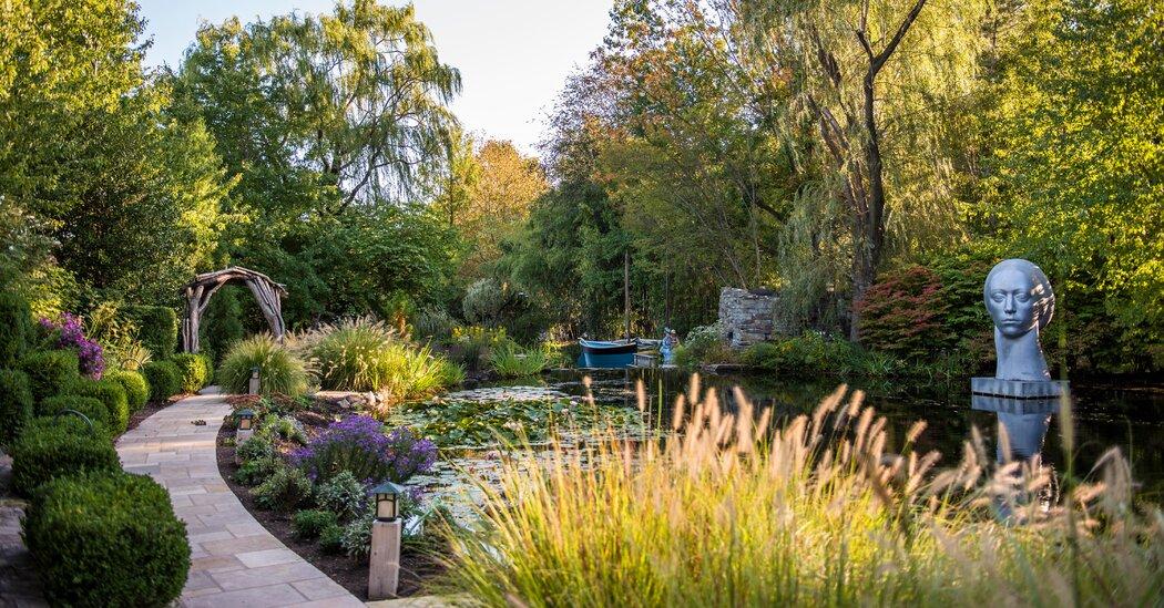 Sculpture Gardens Around the Country