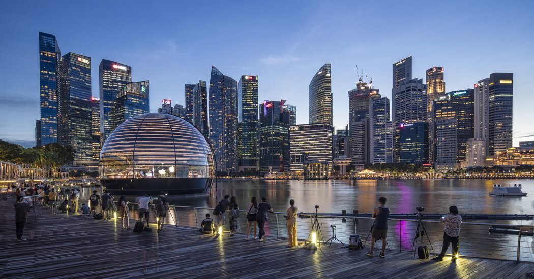 How to Pretend You're in Singapore Tonight